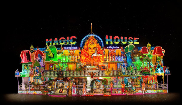 Magic House 2010